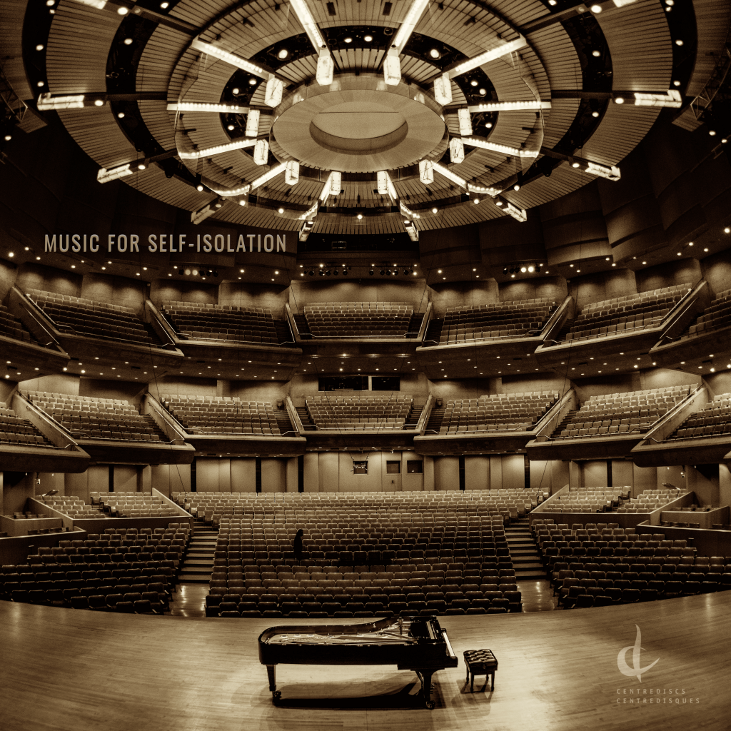 Music for Self-Isolation album cover